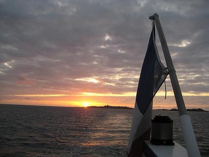 Normandie: Pêche à la coquille : Une journée en baie de Chausey (video Ouest France) | Les news en normandie avec Cotentin-webradio | Scoop.it