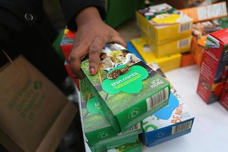 Oklahoma girl breaks Girl Scout cookie sales mark | Show Prep | Scoop.it