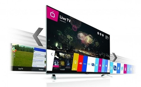 LG launches webOS smart TV platform in Europe - Telegraph | TV Trends | Scoop.it