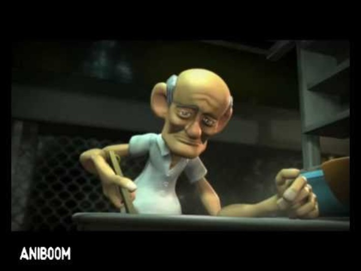 Taste of Nostalgia – A Moving Aniboom Animation by Raymond Lau « Safegaard – Movie Theater | Machinimania | Scoop.it