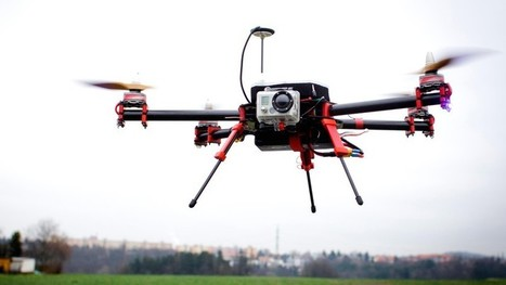 Runaway Drones Map Land, Film 'Wolf,' Knock Down People, as FAA Gives Chase | The Robot Times | Scoop.it