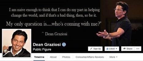 Dean Graziosi's Facebook Pag | danneeledge | Scoop.it