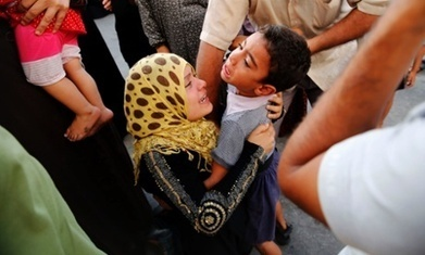 Gaza: at least 19 killed and 90 injured as another UN school is hit | Politics economics and society | Scoop.it