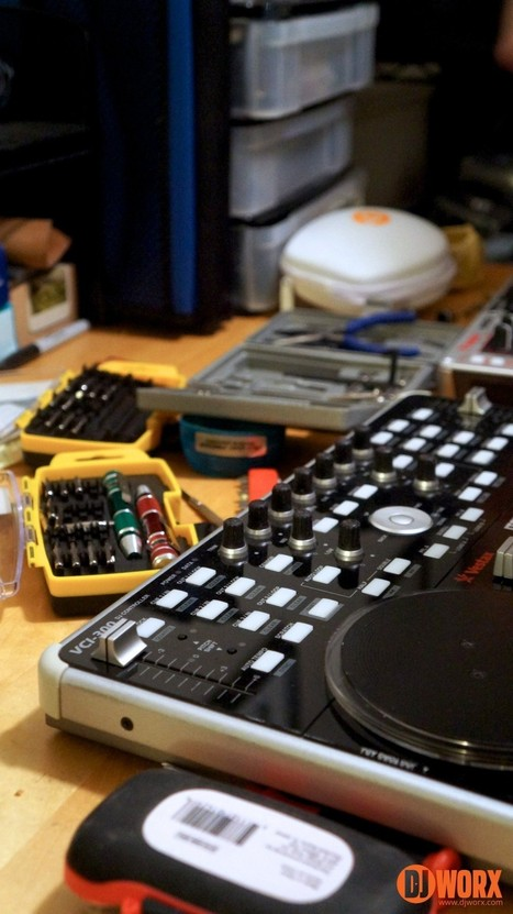 Plugging and playing with the Mini Innofader | DJing | Scoop.it