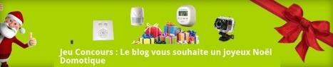 Jeu Concours : Le blog vous souhaite un joyeux Noël Domotique | Domotique Info | Scoop.it
