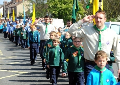 Lowestoft District Scout Association's parade   Scouting around the world   Scoop.it