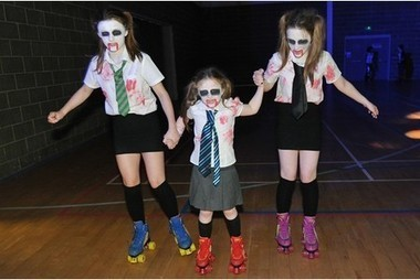 Calls for Hull roller skating rink after Halloween Boogie disco success at ... - Hull Daily Mail | hull | Scoop.it