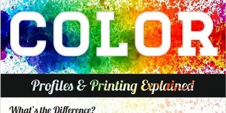 RGB, CMYK and PMS Colors Explained - Small Business Trends   Affordable Business   Scoop.it
