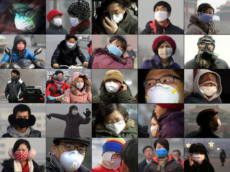 Air pollution in China - picture of the day | The Cultural & Economic Landscapes | Scoop.it
