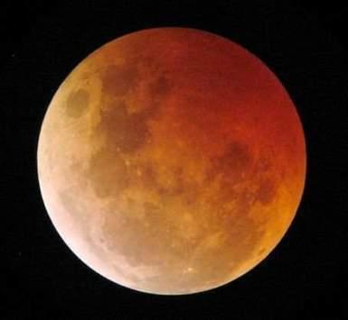 P.G.J. - L'Eclipse Totale de Lune du 28 Septembre 2015 | Céline F | Scoop.it