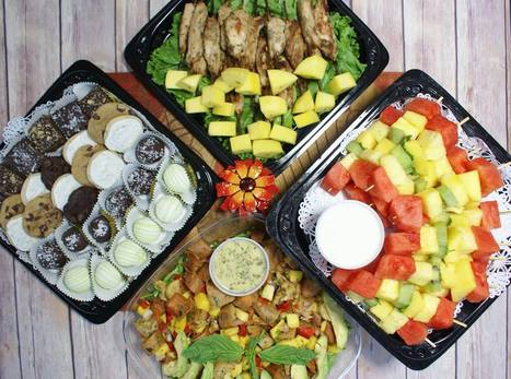 Buy Tropical Combo Party Platter | Ingallina's Box Lunch Seattle | Party Platters | Scoop.it
