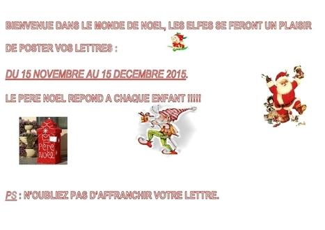Boîte aux lettres du Père Noël   L'alpe d'huez   Scoop.it