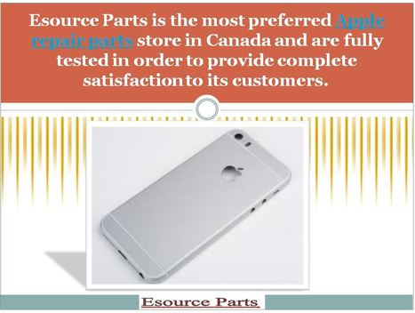 Your Apple Products Damaged| apple repair parts | iphone screen repair toronto & iphone repair Toronto | Scoop.it