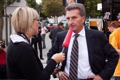 La nomination surprise de Günther Oettinger au numérique fait débat | partage&collaboratif | Scoop.it