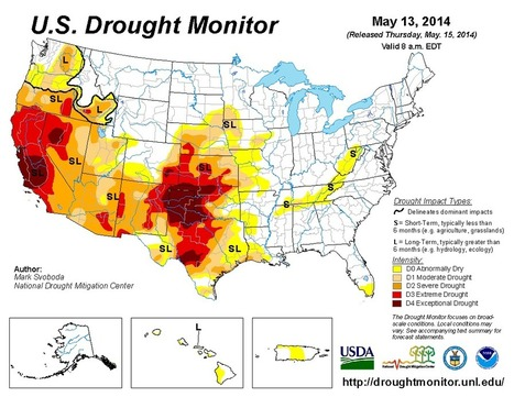 United States Drought Monitor > Home | Climate Impacts | Scoop.it