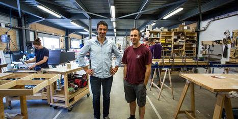 #CeuxQuiFont : La Fabrique, une petite entreprise écolo et solidaire   Valeurs d'Entrepreneurs   Scoop.it