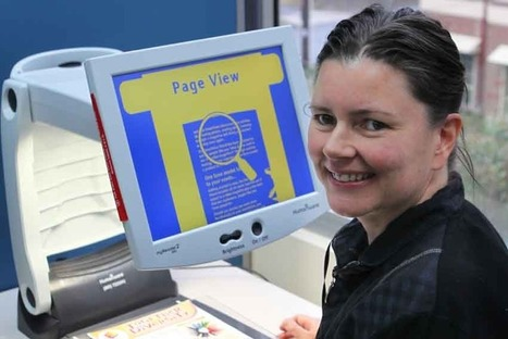 Disability groups aim for high-tech help | Winning The Internet | Scoop.it