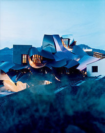 A Gehry Hotel in Basque Wine Country | Travel Northern Spain | Scoop.it