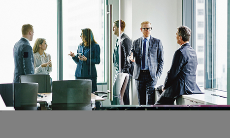 STRUCTURE ORGANISATIONNELLE - Trop de chefs? Comment travailler autrement | MANAGEMENT des ENTREPRISES | Scoop.it