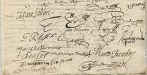 L'acte notarié : un écrit officiel au cœur de la vie quotidienne depuis le XVIe siècle / Quoi de neuf ? / Actualité / Connaître les Archives / Archives de la Vendée | Archives de la vendée | GenealoNet | Scoop.it