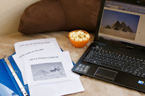 Make an Ancient Travel Brochure | Education.com | Information Technology Learn IT - Teach IT | Scoop.it