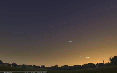 Scienzaltro - Astronomia, Cielo, Spazio: Tre pianeti al prezzo di uno ma.... cogli l'attimo | Planets, Stars, rockets and Space | Scoop.it