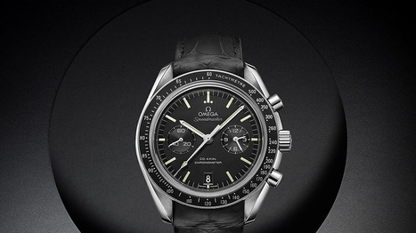 Speedmaster | b-yourtime | Scoop.it