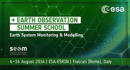 ESA EO Summer School | geoinformação | Scoop.it