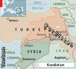Emergence of Kurdistan likely to have bearings on Armenian territories | Human Rights and the Will to be free | Scoop.it