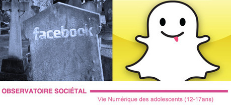 «Facebook, c'est mort» ! Vive Snapchat ! | Educommunication | Scoop.it