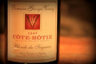Côte Rôtie Vernay – La Blonde du Seigneur 2009 « passionvin | oenologie en pays viennois | Scoop.it