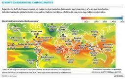 Estudio dice que cambio climático comenzará en Santiago el año 2043 | Gestión del Riesgo de Desastres | Scoop.it