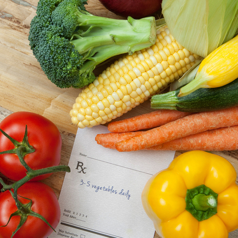 Docs now handing out prescriptions for fruits and veggies | It's Show Prep for Radio | Scoop.it