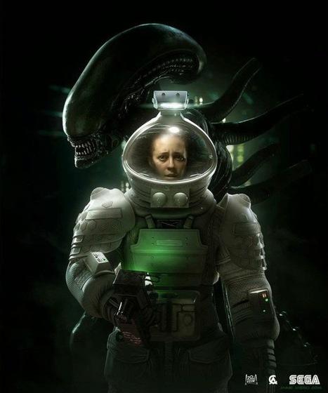 Alien: Isolation – Trailer - VIDEOGIOCHI | SPORT   ARTE  E  CULTURA | Scoop.it