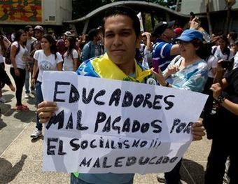 Professors flee, higher education suffers in Venezuela | Technologies in ELT | Scoop.it