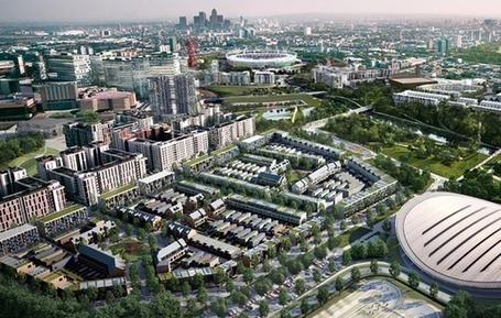 Can the Olympics Bring Affordable Housing to London? | green streets | Scoop.it