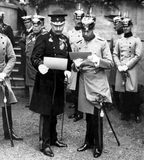 World War One: 100 pictures from the Daily Mirror archive   WW-I   Scoop.it