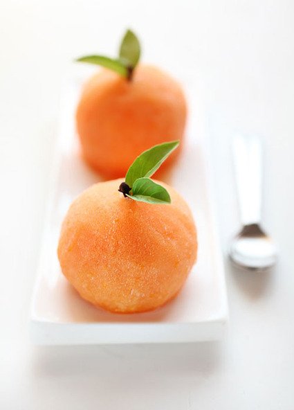 Citrus Sorbet Sweet Tooth Tuesday   Handmade Charlotte   content curation 27   Scoop.it