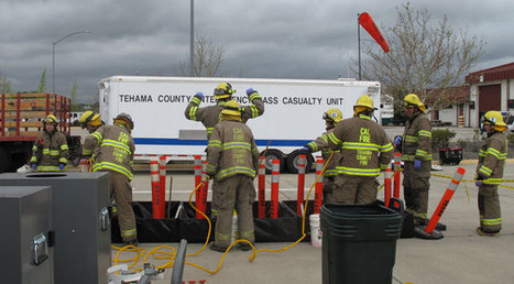 Emergency drill involves chemical spill, casualties - Appeal-Democrat   Oil Spill   Scoop.it