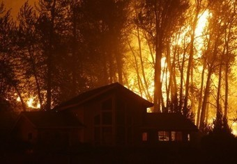We may be witnessing the worst wildfire season in recorded history | catastrophe risks | Scoop.it