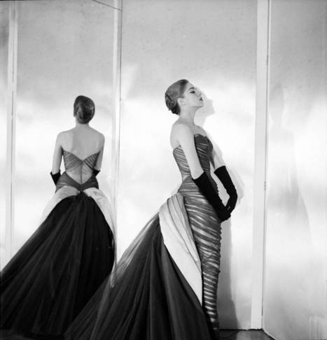 Revisit the World of Charles James's Opulent Ball Gowns   Trends Hunting   Scoop.it