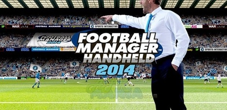 FOOTBALL MANAGER HANDHELD 2014 v5.0.2 APK | Android Gallery For Android Device | Android gallery for android mobile | Scoop.it
