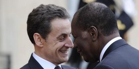 Ouattara en France : comme au temps de la Françafrique ? | Actualité de la Françafrique | Scoop.it