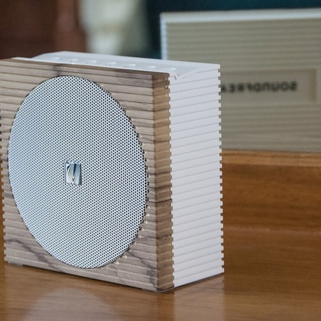 Soundfreaq 'Sound Spot' Fills a Room With Music [REVIEW] | Grumpy Bill Says | Scoop.it