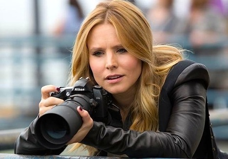 Will 'Veronica Mars' Change the Way We Watch Movies ... - Indiewire | Cinema | Scoop.it