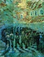 VAN GOGH, Vincent – Lettre à Théo | Litterature audio.com | La ronde des prisonniers, Vincent Van Gogh | Scoop.it