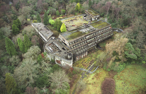 BRUTALISME and Culture: How St Peter's Seminary is Already Shining in its Second Life | The Architecture of the City | Scoop.it