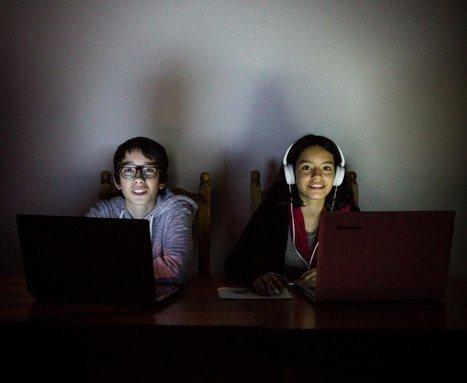 A geração da Net está sem rede | Era Digital - um olhar ciberantropológico | Scoop.it