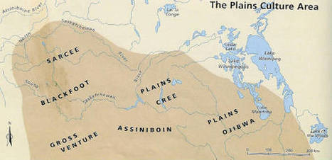 The Peoples of the Plains   First Nations and Early Explorers   Scoop.it