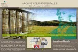 Les archives de La Fayette et les recensements en ligne | GénéInfos: Haute-Loire | L'écho d'antan | Scoop.it